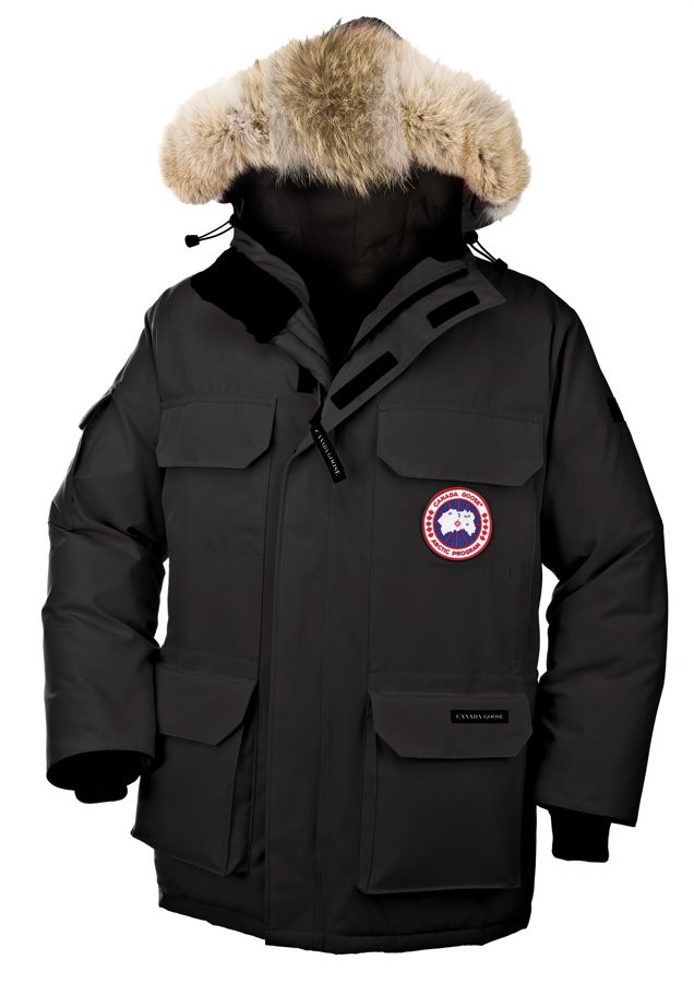 Canada Goose Expedition Parka Brown Frauen