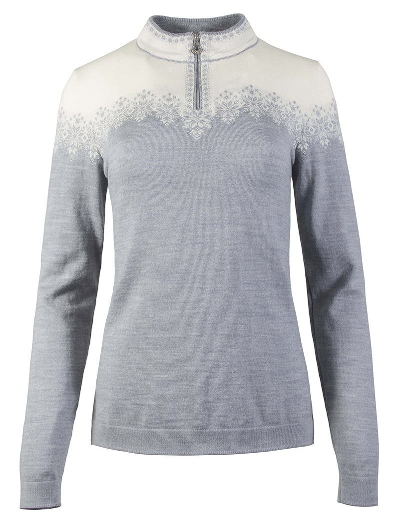 Snefrid Feminine - Grey / Off-White