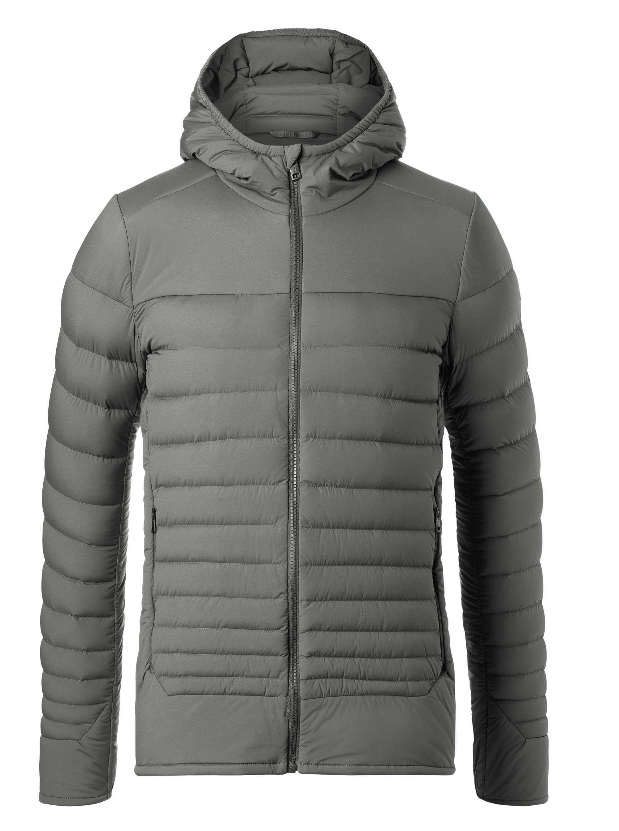 Blackcomb Stretch Hooded Jacke - Schwarz