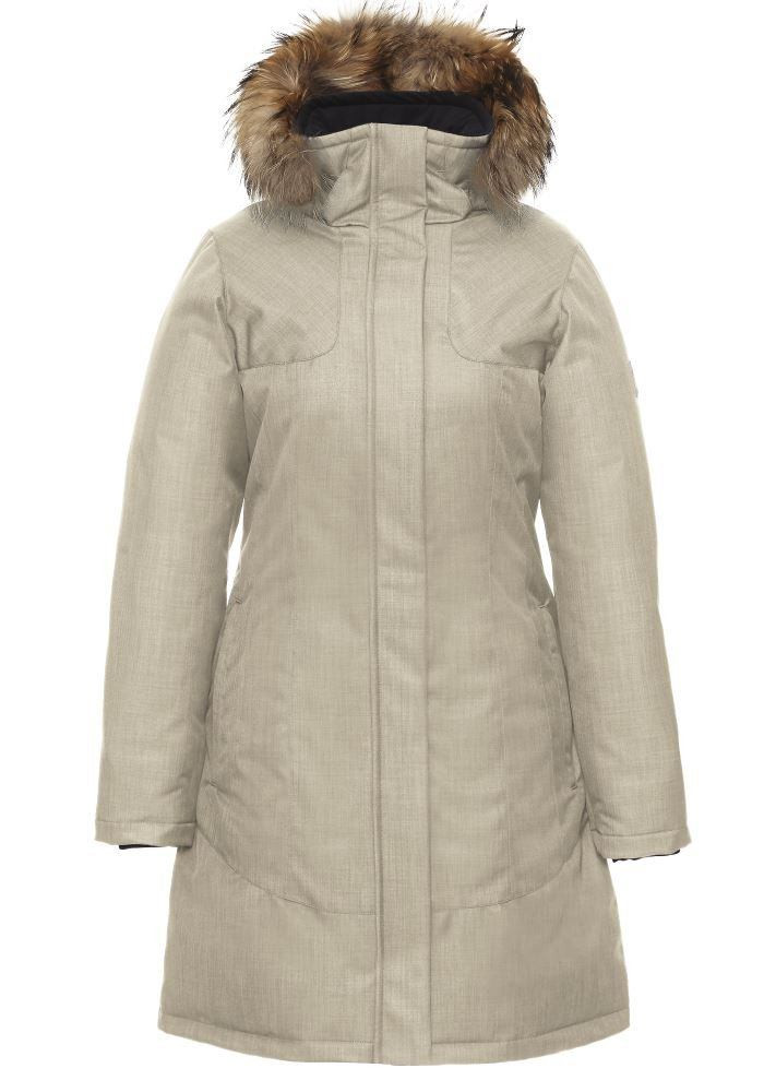 Quartz Kimberly Parka - Latte