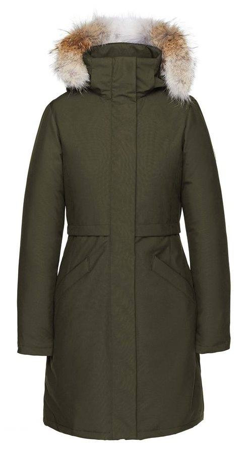 Dorset Parka - Military Green