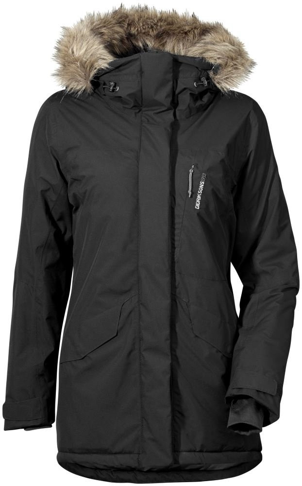 Didriksons Stacie Women's Jacket - Black
