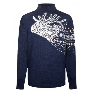 Snøhetta Unisex Sweater Navy 1