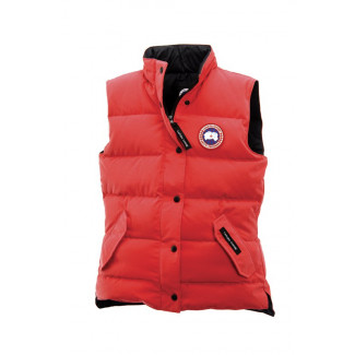 Women's Freestyle Vest (rot)