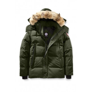 Wyndham Parka - Military Green