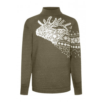 Snøhetta Unisex Sweater Green 1