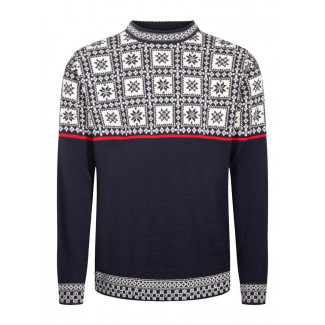 Tyssøy Unisex Sweater Navy 1