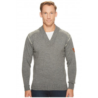 Alpina Masculine Sweater Grau