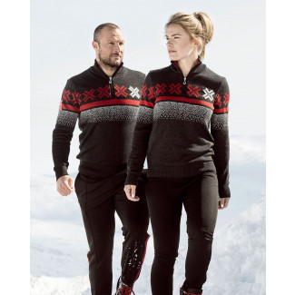 Åre Feminine Sweater Anthrazit