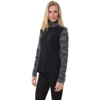 Balder Feminine Sweater - Anthrazit