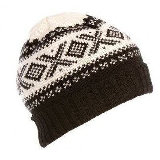 Cortina 1956 Hat - Black-Off White