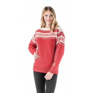 Cortina 1956 Unisex Sweater Rot