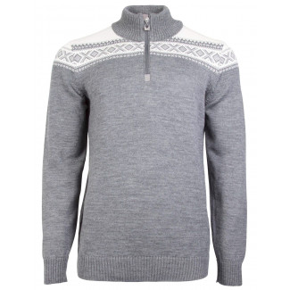 Cortina Masculine Sweater Grau