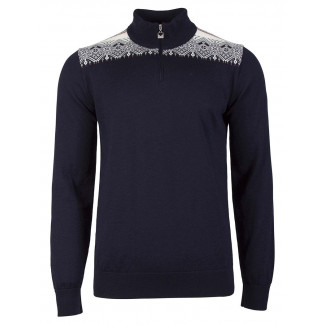 Fiemme Masculine Sweater Navy