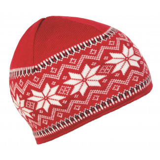 Garmisch Hat - Raspberry / Navy / Off-White