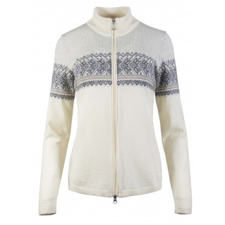 Hovden Feminine Strickjacke - Off White