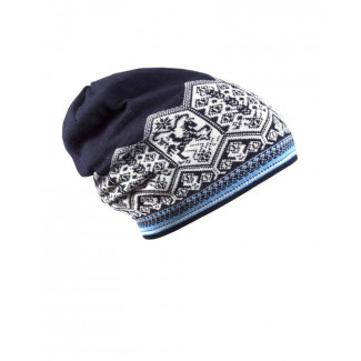 Lillehammer Hat - Navy / Sochi Blue / Off White / Grey