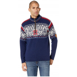 Norge Masculine Sweater Navy