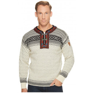 Setesdal Unisex Sweater Weiss