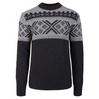 Skigard Masculine Sweater Anthrazit
