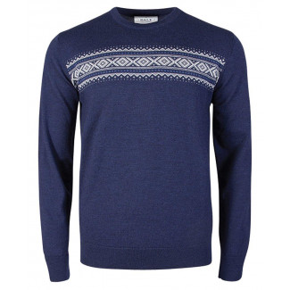 Sverre Masculine - Navy / Off White / Medium Blue