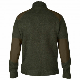 Älg Sweater - Dark Olive