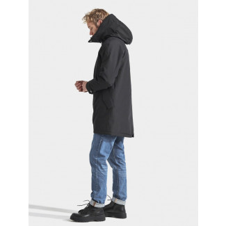 Gunnar Men's Parka Black