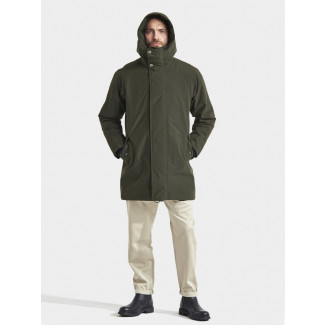 Gunnar Men's Parka Forest Green