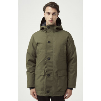 Belfort Parka - Military Green
