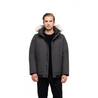 Marquette Parka - Navy