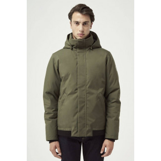 Marquette Parka - Military Green