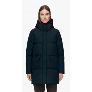 Chloe Parka No Fur - Navy