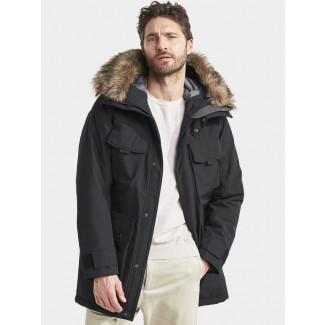 Reidar Men´s Parka Black