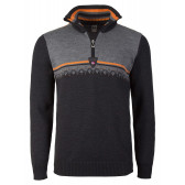 Lahti Masculine Sweater Anthrazit