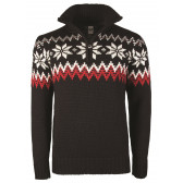 Myking Masculine Sweater Schwarz