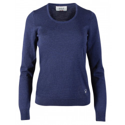 Astrid Feminine Sweater Navy