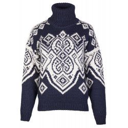 Falun Feminine Sweater Navy