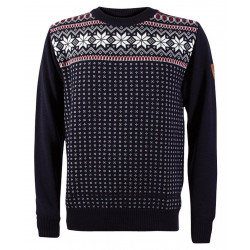 Garmisch Masculine Sweater Navy