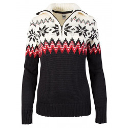 Myking Feminine Sweater Schwarz