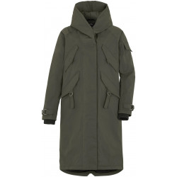 Li Women´s Parka Forest Green