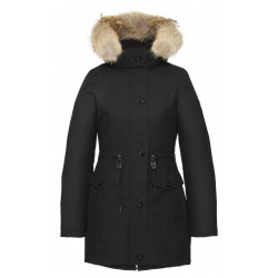 Laurentia Parka - Black